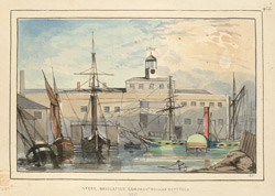 Steam Navigation Company Wharf, Deptford